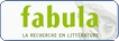 Fabula - La recherche en littérature